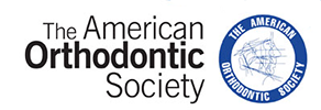 The American Orthodontic Society logo.