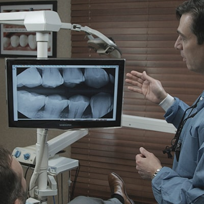 Root canals are the last resort to save a natural tooth.